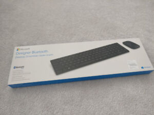 Mint Microsoft Designer Keyboard and Mouse