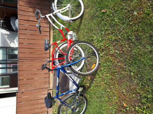 Bicyckles for sale