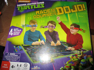 TMNT board game complete