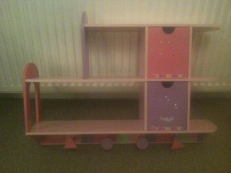 Child's Wall Unit