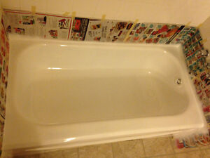 Bathtub Refinishing Tiles Reglazing Bathtub Resurfacing Tiles Cambridge Kitchener Area image 9