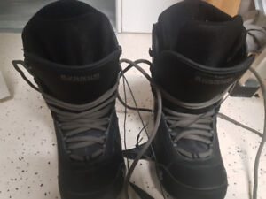 Size 7 Mens K2 Snowboarding boots