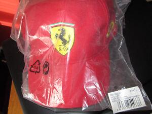 Ferrari Cap