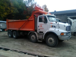 camion sterling 12 roues
