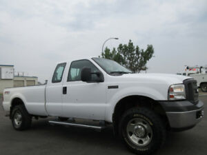 2005 Ford F-250SD-FX4 OFF ROAD-4X4-SUPERCAB- DRIVES EXCELLENT