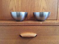 Chrome bowls