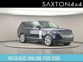 image for 2018 Land Rover Range Rover 4.4 SD V8 Vogue SE Auto 4WD (s/s) 5dr SUV Diesel Aut