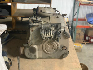Freightliner / Western Star DD13 1-Box DPF - Recently replaced