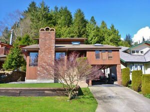 Modern house in family-friendly neighborhood, available Nov 15
