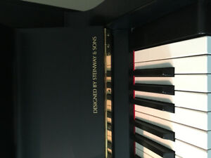 For Sale: Boston UP-118E-PE (designed by Steinway)