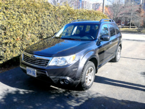 2009 SUBARU FORESTER LIMITED 2.5