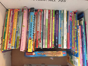58 kids books. $20