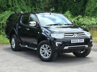 Mitsubishi L200 2.5 DI-D CR Barbarian Double Cab Pickup 4WD 4dr DIESEL 2014/64
