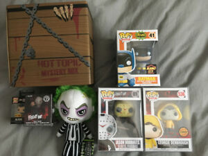 Funko Pop Vinyl - Horror/Movies, Batman - SELL/TRADE