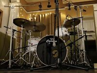 Recording Drummer Available - FREE Drum Track Offer!