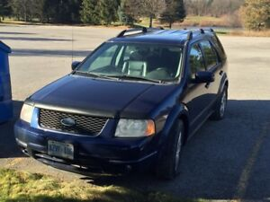 2008 Ford Freestyle Limited Wagon