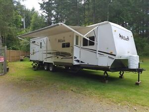 **ESTATE SALE** 2010 29ft Milan Travel Trailer