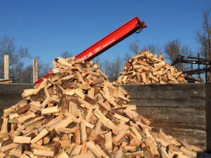 Quality Cut & Split Firewood - Tyndall Firewood Supply
