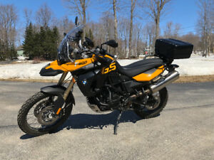 2009 BMW F800GS (only 22K)