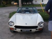 Fiat Spider - 124 coup