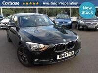 2014 BMW 1 SERIES 116d Sport 5dr