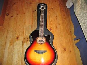 Yamaha APX700II VS