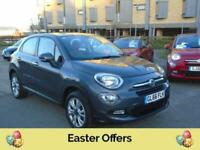 2016 66 FIAT 500X 1.4 MULTIAIR POP STAR 5D 140 BHP