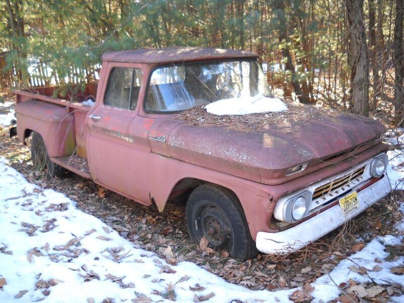 Chevrolet Trucks Kijiji: WANTED: 1960-66 Chevrolet & GMC Truck For Parts Or Repair