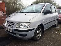 Hyundai Matrix 1.6 GSI (aluminium/silver) 2002