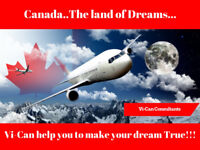 Canadian Immigration Services. Great service. Great prices !!