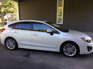 Subaru Impreza Sport - BAS KILOMÉTRAGE!