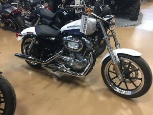 Brand new Harley Davidson 883 Low, now $2600 off