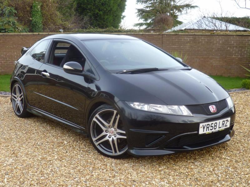 2008 58 honda civic type r hatchback 18 diamond alloys in rotherham south. Black Bedroom Furniture Sets. Home Design Ideas