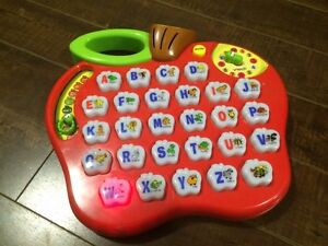vtech preschool learning alphabet apple buy or sell baby items in fredericton buy amp sell 944