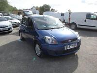 2007 Ford Fiesta 1.25 Style 5-door. Only 45,000 miles. 1 owner from new. FSH.