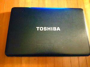 Toshiba C650D 4GB Ram 320GB HDD Kawartha Lakes Peterborough Area image 1