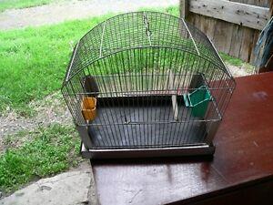 petite cage a oiseau antique