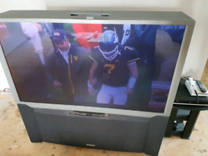 "57"" Hitachi Ultravision"