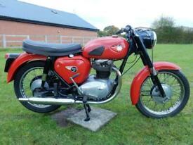 BSA A65 654cc 1963
