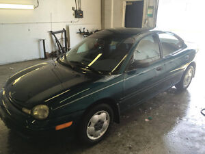 1996 Dodge Neon Highline Other