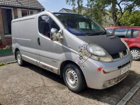 Renault trafic 1.9 dci campervan/dayvan
