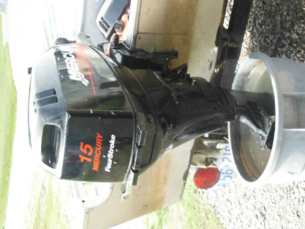 Used 2007 Mercury 4 STROKE
