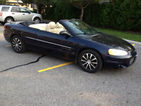 2001 Chrysler Sebring LXI Coupe (2 door) Safety E-tested