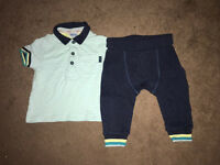 Ted Baker Baby Boy Suit