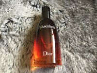 Dior Fahrenheit Aftershave lotion unused SOLD