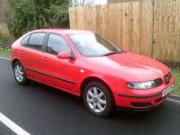 Seat Leon 1.6 S 1595cc 2003