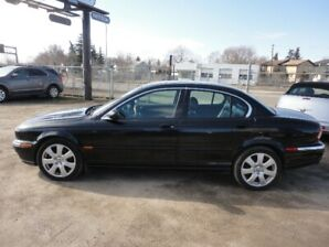 2004 JAGUAR  X-Type-4WD-3.0L V6 Leather Sunroof Heated Seats!