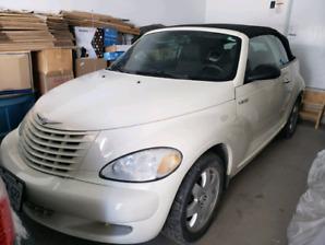 Chrysler PT Cruiser Convertible Touring