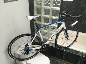 NEW (SIZE 56cm) ORBEA ORCA M30 CARBON ROAD BIKE - SHIMANO 105