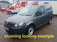 Volkswagen Caddy 1.6TDI ( 102PS ) C20 Startline 2014